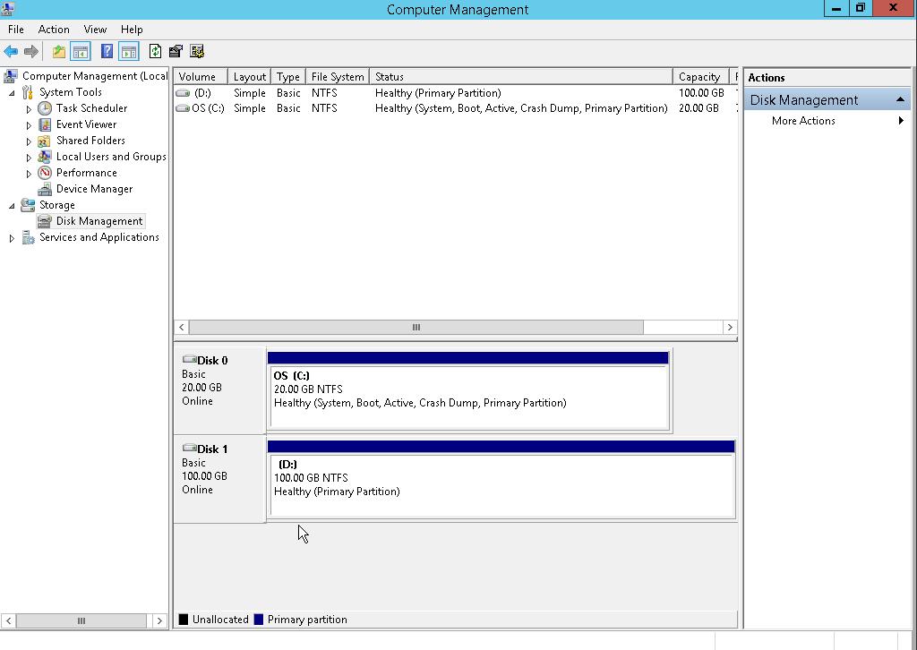 دیسک مجازی در ویندوز